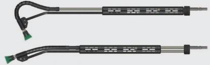 ST-85 hajlítható rozsdamentes lándzsa, lándzsacsappal, vízfúvókanélkül