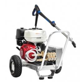 Benzin/diesel üzemeltetésű magasnyomású hidegvizes mosóberendezések