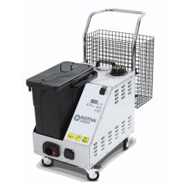 NILFISK SV8000 - Gőztisztító és porszívó többféle tisztításhoz és fertőtlenítéshez